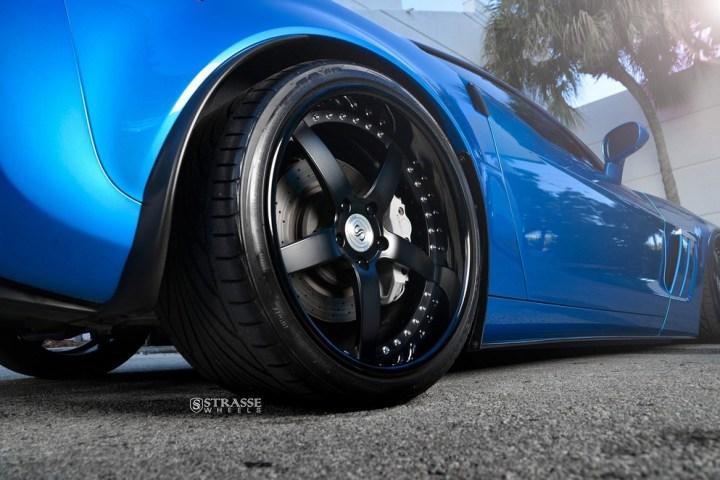 Strasse Wheels Corvette Gransport 9