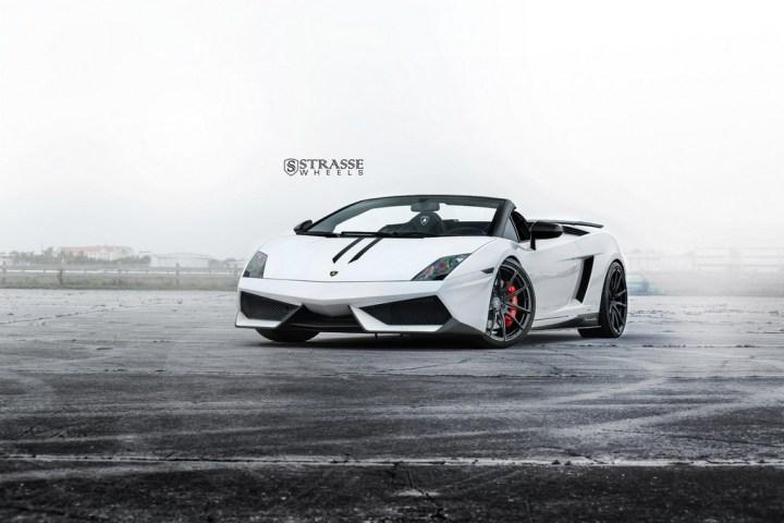 Strasse Wheels Lamborghini Performante 1