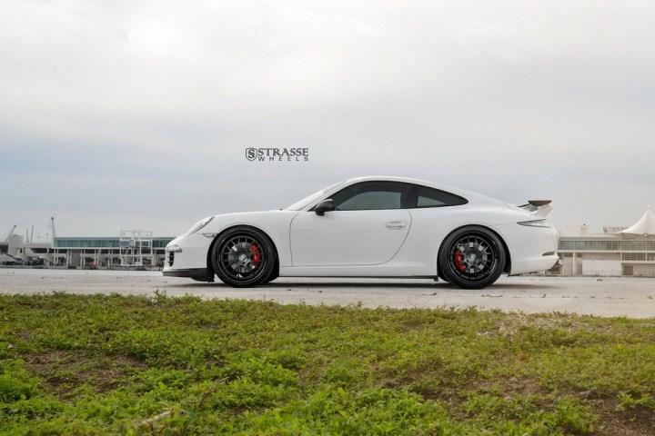 Strasse Wheels Porsche 991 Carrera 7