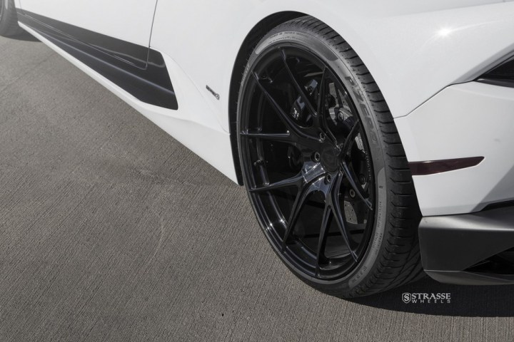 Strasse Wheels - Lamborghini Huracan LP610-4 - SM5R Concave Monoblock 12