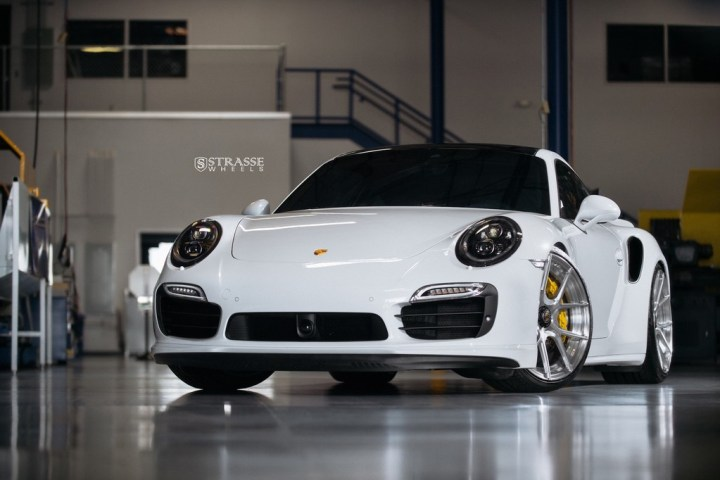 Strasse Wheels Porsche Turbo S CL 2