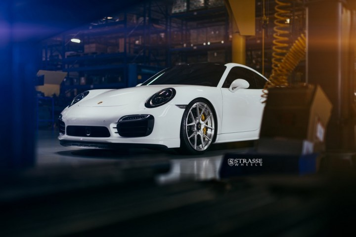 Strasse Wheels Porsche Turbo S CL 5