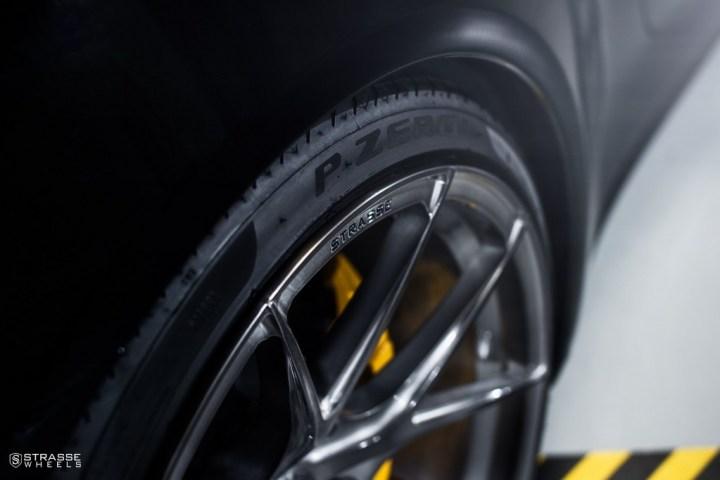 Strasse Wheels Porsche Turbo S 13