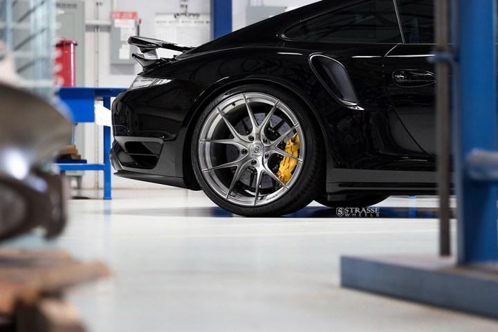 Strasse Wheels Porsche Turbo S 9