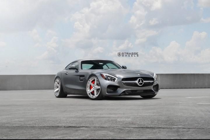 Strasse Wheels AMG GTs 3