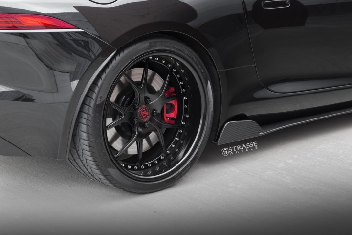Strasse Wheels Jaguar F-TypeS 6