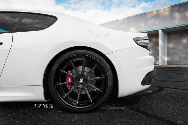 Strasse Wheels Maserati MC Stradale R10 CF 10