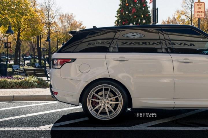Strasse Wheels Range Rover HSE Sport SV1 13