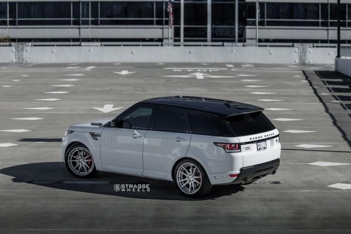 Strasse Wheels Range Rover HSE Sport SV1 15