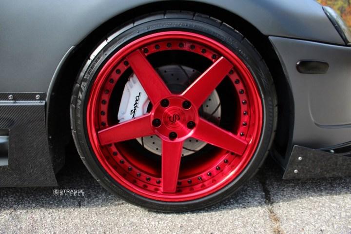Strasse Wheels Ridox Supra 5