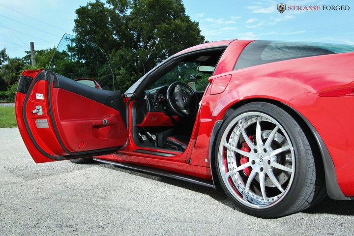 Strasse Wheels - 1000hp Z06 (9)