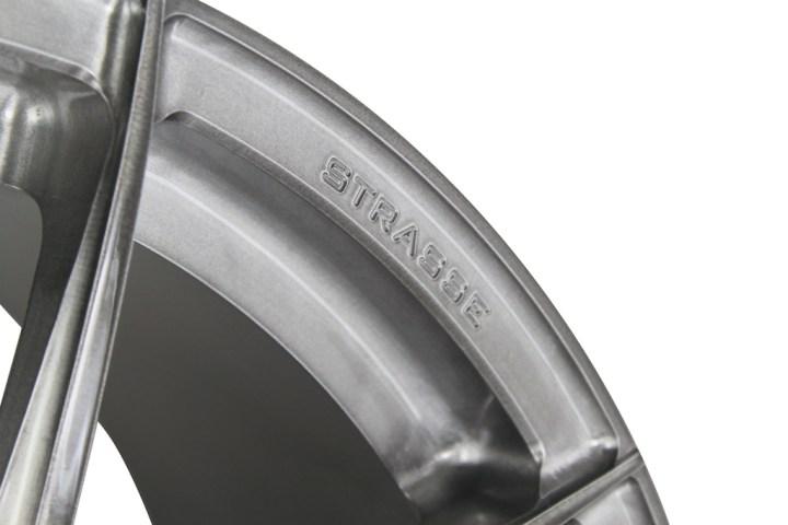 SM5R Deep Concave Monoblock - Brushed Titanium 5