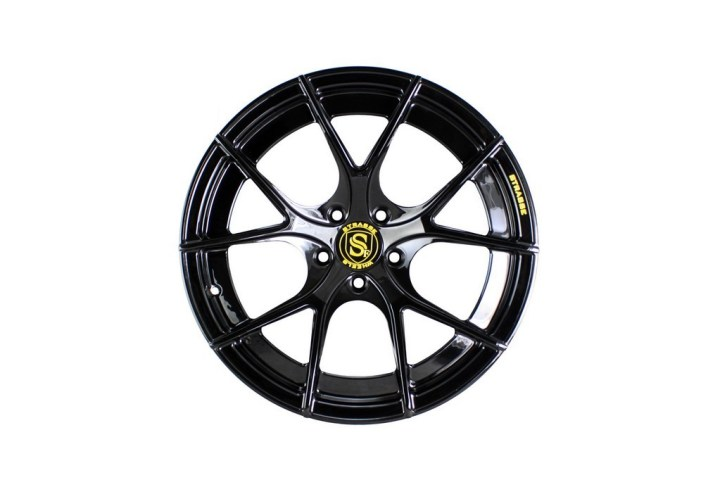 SM5R Deep Concave Duoblock - Gloss Black 1
