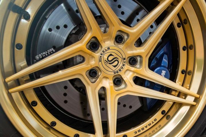 BMW F82 M4 - SV2T Deep Concave FS - Gold - Rob 10