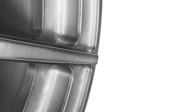 R10 Deep Concave Monoblock - Gloss Brushed Titanium 6