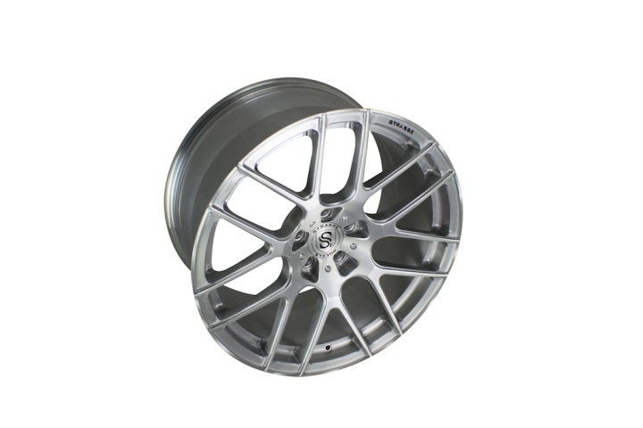 SM7 Deep Concave Monoblock - Brush & Gloss Clear 4