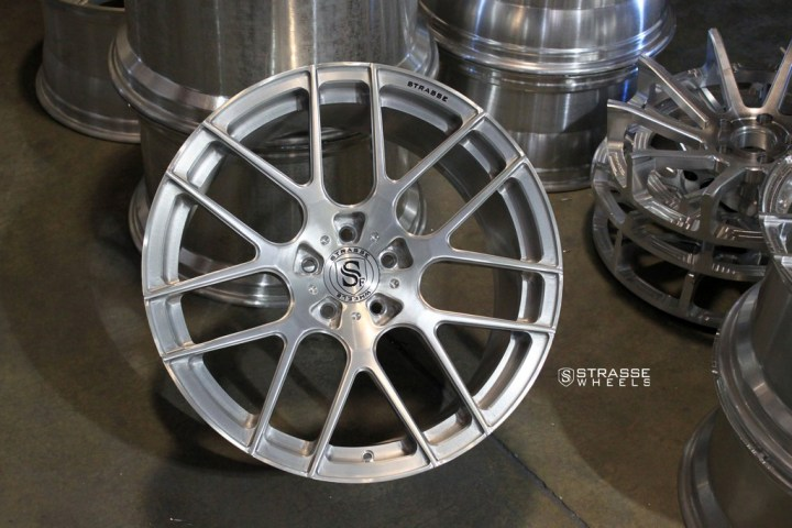 SM7 Deep Concave Monoblock - Brush & Gloss Clear 9