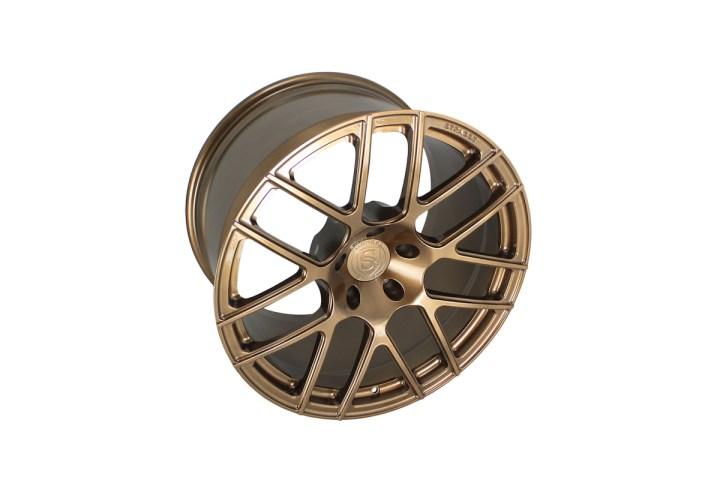 SM7 Deep Concave Monoblock - Gloss Bronze 4