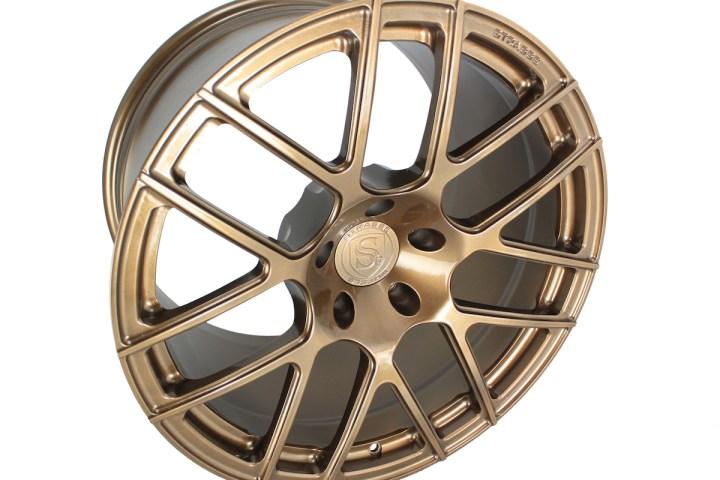 SM7 Deep Concave Monoblock - Gloss Bronze 7