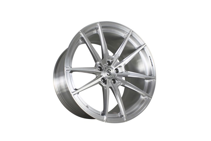 SV1 Deep Concave Monoblock - Brush & Clear 7