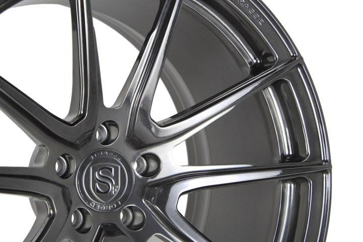 SV5 Deep Concave Monoblock - Polish Liquid Smoke 2