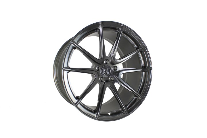 SV5 Deep Concave Monoblock - Polish Liquid Smoke 3