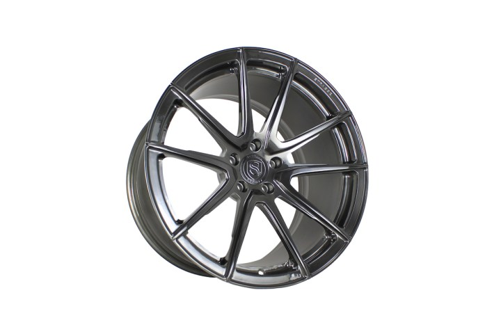 SV5 Deep Concave Monoblock - Polish Liquid Smoke 4