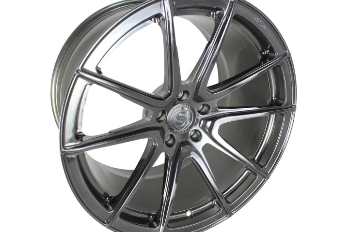 SV5 Deep Concave Monoblock - Polish Liquid Smoke 7