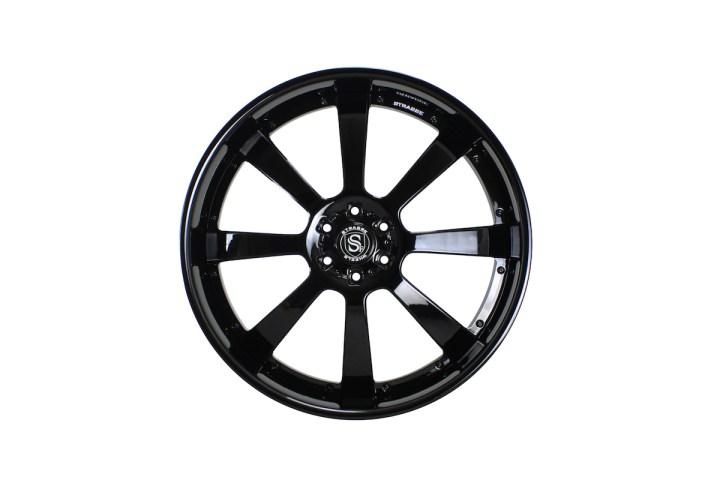 T8 Signature Series - Gloss Black 1