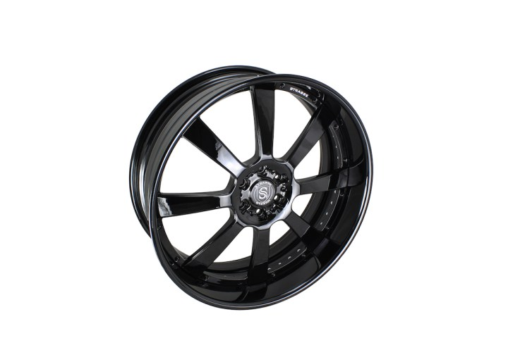 T8 Signature Series - Gloss Black 4