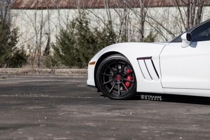 Chevrolet Corvette C6 Grand Sport - R10 Deep Concave 10