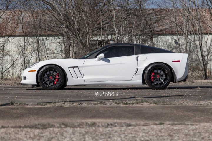Chevrolet Corvette C6 Grand Sport - R10 Deep Concave 6