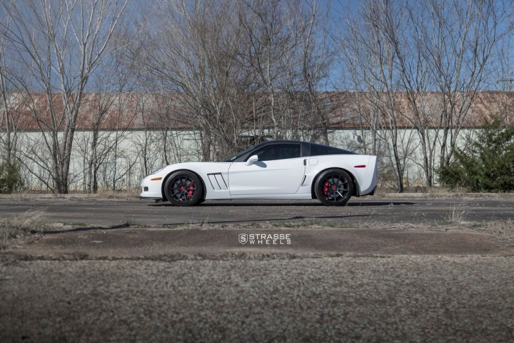 Chevrolet Corvette C6 Grand Sport - R10 Deep Concave 8