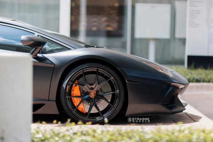 Lamborghini Aventador LP700-4 - SM5R Deep Concave Monoblock 10