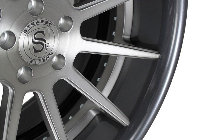 R10 Deep Concave - Gloss Brushed Titanium & Gunmetal 4