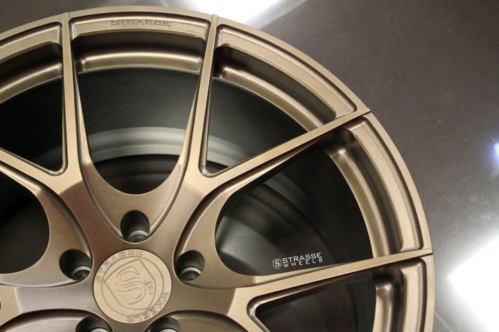 SM5R Deep Concave Monoblock - Matte Bronze 10