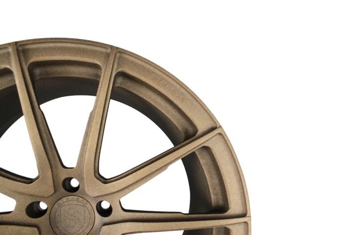 SV5 Deep Concave Monoblock - Matte Bronze 2