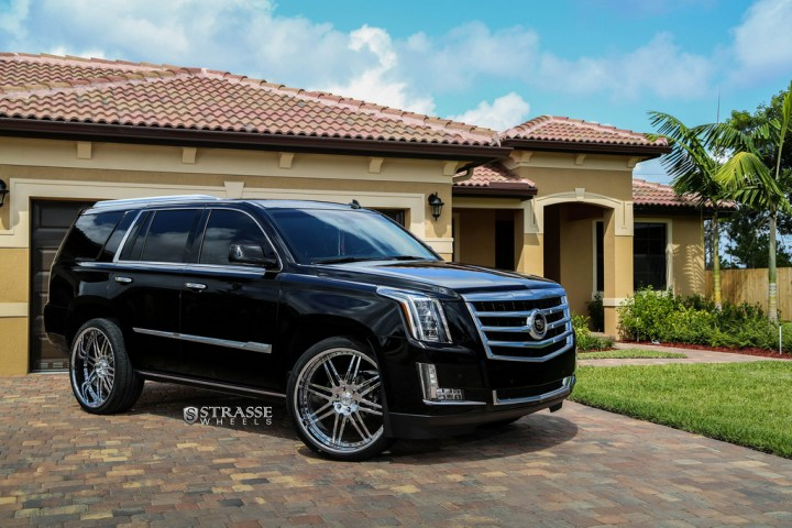 Strasse Wheels Escalade S8 1