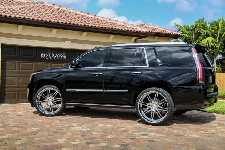 Strasse Wheels Escalade S8 12