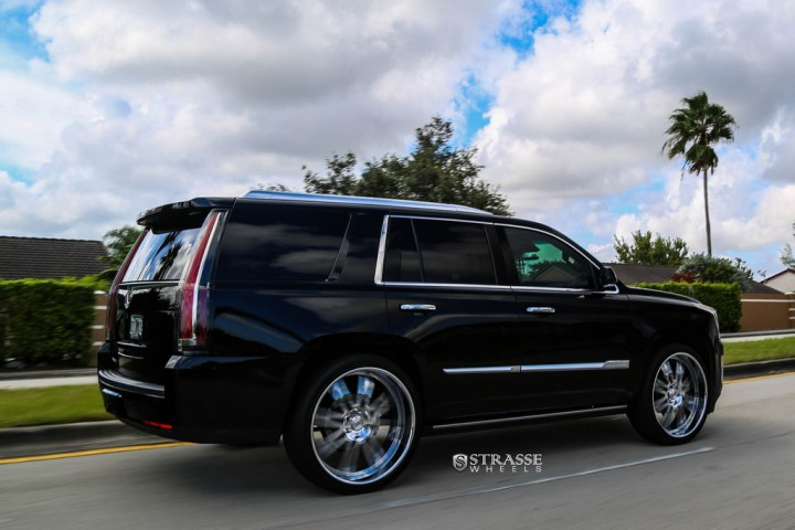 Strasse Wheels Escalade S8 14