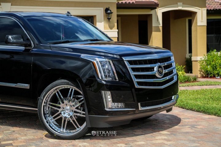 Strasse Wheels Escalade S8 4