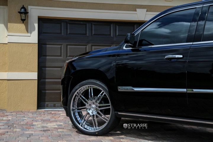 Strasse Wheels Escalade S8 7