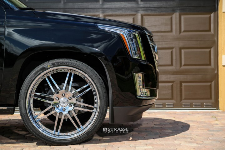 Strasse Wheels Escalade S8 8