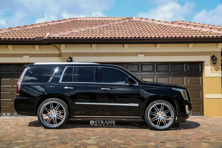 Strasse Wheels Escalade S8 9