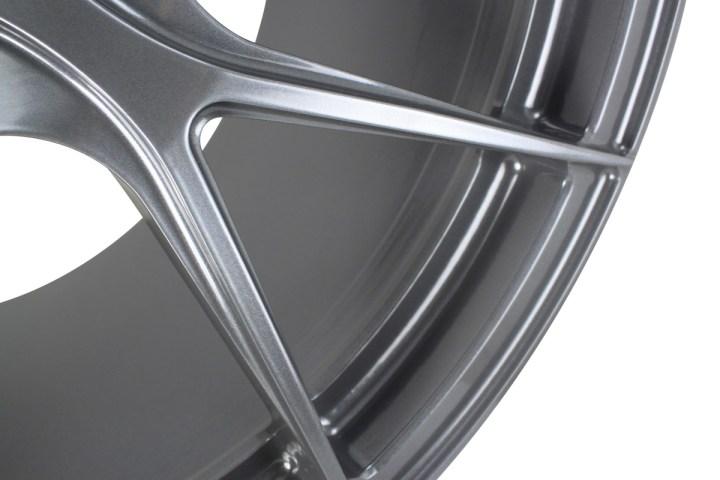SM5R Deep Concave Monoblock - Gloss Gunmetal 7