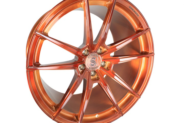 SV1 Deep Concave Monoblock - Gloss Brushed Copper 3