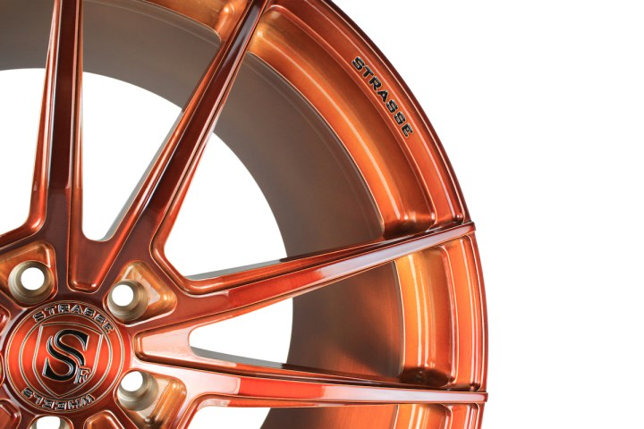 SV1 Deep Concave Monoblock - Gloss Brushed Copper 6
