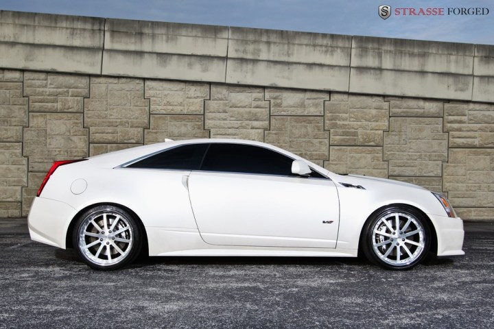 Strasse Forged CTS-V Coupe 6