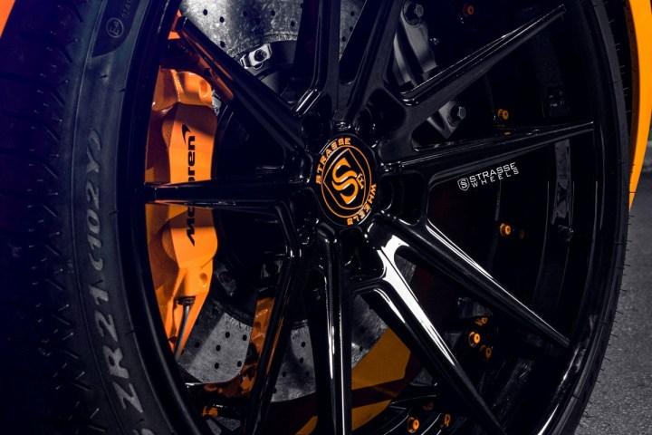 McLaren 570S - 20:21 SV1 Deep Concave FS - Ventura Orange 15