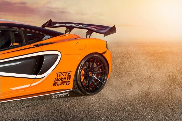 McLaren 570S - 20:21 SV1 Deep Concave FS - Ventura Orange 17